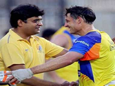 Mike Hussey reveals Mayappan only as CSK team prinicipal