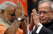 Pranab makes way for Modi's rally in Bihar, to cut short his Bihar trip