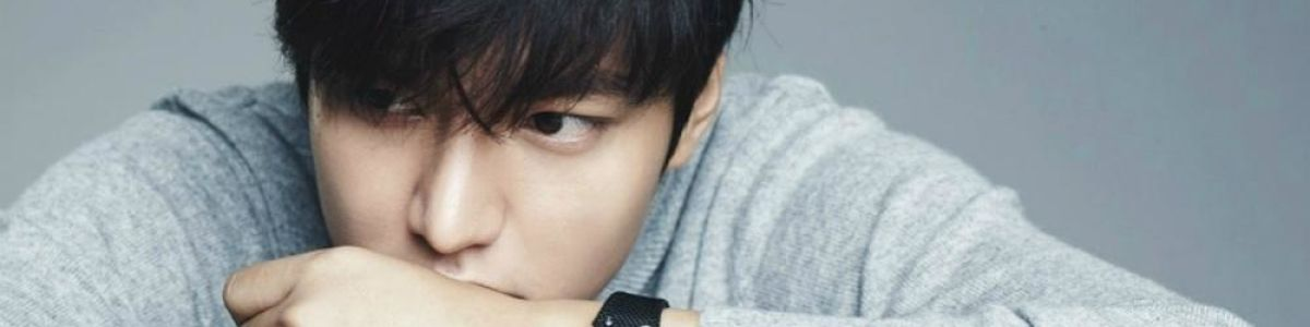 Headline for Top 10 dramas and movies of Lee Min Ho