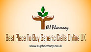 Best Place To Buy Generic Cialis Online UK