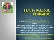 Beauty Parlour in Udaipur- Best_Parlour