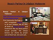 Beauty Parlour in Udaipur Makeover