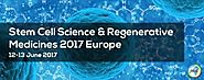 Stem Cell Science & Regenerative Medicines Global Congress 2017 Europe - BioChem Adda