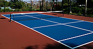 Multi-Sport Courts Built by Taylor Tennis Courts