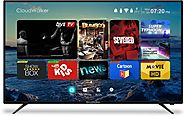 CloudWalker Cloud TV 139cm (55) Ultra HD (4K) Smart LED TV Online | Upto 22,000 on exchange