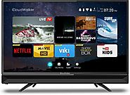 CloudWalker Cloud TV 80cm (31.5) HD Ready Smart LED TV Online | Upto 8000/- Off