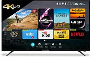 CloudWalker Cloud TV 65 inch Ultra HD (4K) Smart LED TV Online | Upto 22,000 on exchange