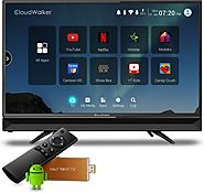 CloudWalker Cloud TV Offers on 23.6 inch HD Ready LED TV | Save Upto 22000/- Off in Exchange Offer