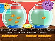 Adding Fish Game | Game | Education.com