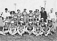 Women's Baseball during World War II