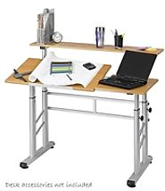 Buy Safco Drafting And Computer Table Online