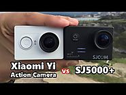 Xiaomi Yi Action Camera vs SJ5000+ (SJ5000 Plus)