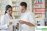 Highly Responsive Pharmacist Mailing Lists, List of Pharmacies Worldwide