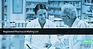 Registered Pharmacists Mailing List, Lists of Pharmacists - MedicoReach