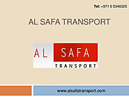 Al Safa Transport - Google+