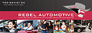 Rebel Automotive Shop near Henderson, NV — Don't neglect transmission service needed for your...