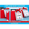 Airplane baby shower favors - TheFind