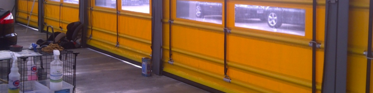 Headline for Tips on Choosing the Right Industrial Door Systems