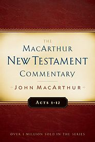 Acts (two volumes; MNTC) by John MacArthur