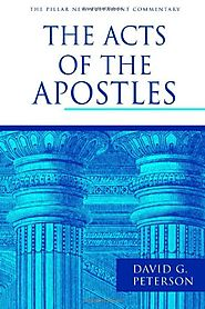 The Acts of the Apostles (PNTC) by David G. Peterson
