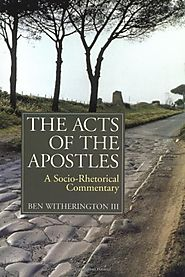 The Acts of the Apostles (SRC) by Ben Witherington III
