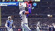 Dez Bryant's fake reverse pass to Jason Witten