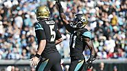 Pass from Marquise Lee to Blake Bortles