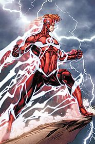 Wally West (Kid Flash)