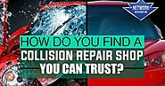 Do You Need Collision Repair in Los Angeles?