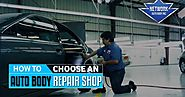 Have You Entrusted Your Damaged Vehicle To An Authorized Collision Repair In Los Angeles?