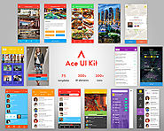 Ace UI Kit