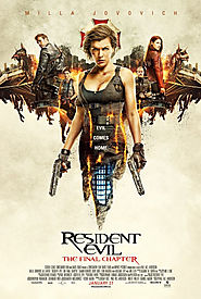 Resident Evil: The Final Chapter (2016) Download Full HD Now