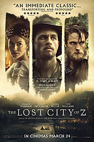 The Lost City of Z (2016)