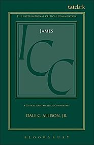 James: A Critical and Exegetical Commentary (ICC) by Dale Allison