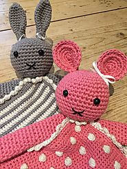 Crochet Club: Animal Taggies (with arms!) by Kate Eastwood • LoveCrochet Blog