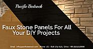 Beige Marble Products,Granite Counters,Engineered Quartz Stone Products: Faux Stone Panels for All Your DIY Projects