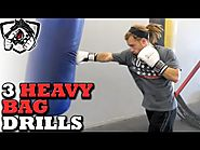 MMA, Boxing & Muay Thai Heavy Bag Combos