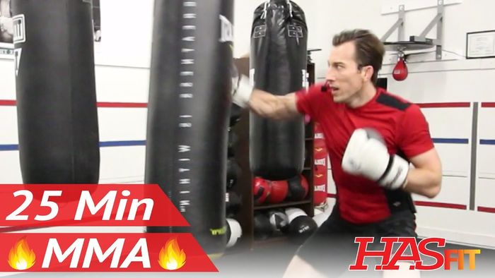 Muay Thai Heavy Bag Workouts to Get Better Skills & Condition