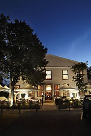 Constantia Restaurants | Culinary | Alphen Hotel | 5 Rooms Restaurant