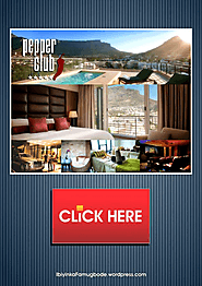 Pepperclub Hotel & Spa | Cape Town