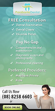 Looking To Prevent Oral Health Problems with General Dentistry!