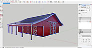 How to use photo matching tool in sketchup to produce a model from any photo