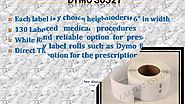 Best Place to Buy Dymo Labels Rolls Methasoft - Labels123.Net