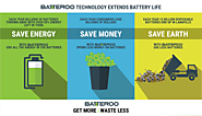 Batteroo – Battery Recycling for Green and Clean Battery