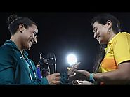 Olympic Volunteer Proposes To Rugby Player Girlfriend After Winning Gold