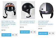 The benefits of discount motorcycle helmets