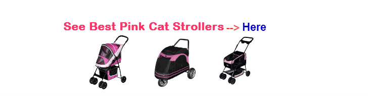 Headline for Best Pink Cat Strollers