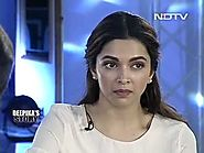 Actor Deepika Padukone - Depression Interview With NDTV