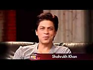 Why was Shah Rukh depressed?