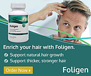 Foligen – 100% Working Hair Loss Treatment for Men & Women – Healthcare Critique